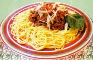 Resep Spaghetti Bolognaise