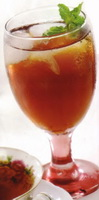 Resep Sweet Soda Black Tea