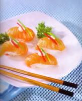 Resep Salmon Nigiri