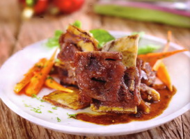 Resep Spices Roasted Rib