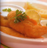 Resep Chicken Crispy Steak