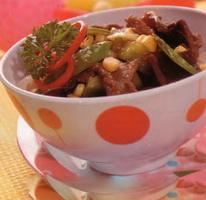 resep-sayur-daging-sukiyaki