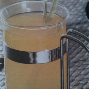 Resep Hot Orange With Lemon Grass