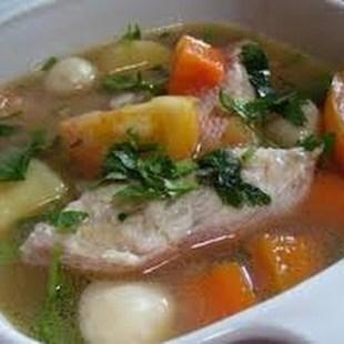 Resep Sup Ikan Kuah Bening