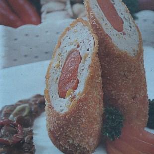 Resep Ayam Gulung Pelangi Saus Tauco