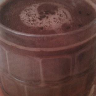 Resep Hot Milk Chocolate Cinnamon