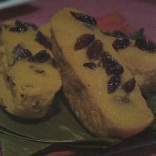 Resep Kue Pancong Kismis