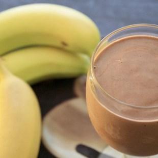 Resep Choco Banana Shake