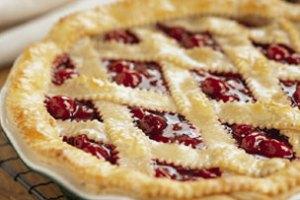 Resep Kue Pie Cherry