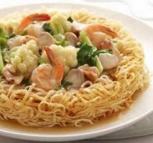 Resep I Fu Mie Seafood