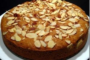 Resep Almond Cake