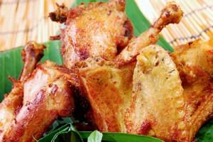 Resep Ayam Goreng Bacem Sulawesi