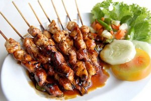 Resep Sate Ayam Oriental