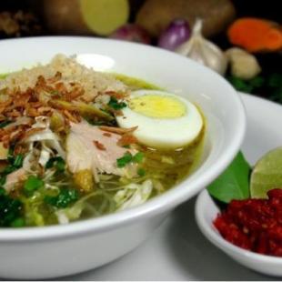 Resep Soto Ayam Kampung Semarang