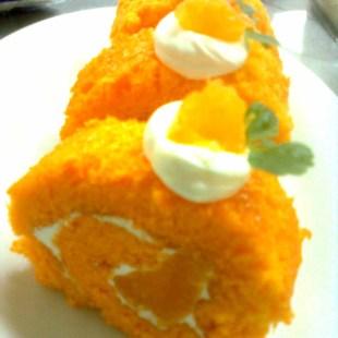 Resep Cake Gulung Lapis Jeruk