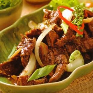 Resep Daging Lima Bumbu