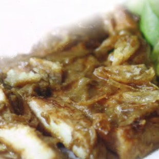 Resep Steak Ayam Bumbu Kari