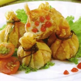 Resep Siomay Kepiting Goreng