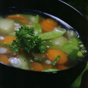 Resep Special Vegetable Mix Soup