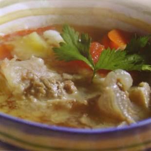 Resep Sup Iga Istimewa