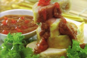 Resep Siomay Telur Gulung