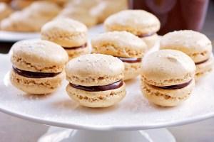Resep Hazelnut Macaron