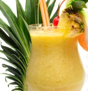 Resep Tropical Colada