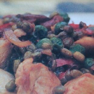 Resep Tumis Ayam Bumbu Kacang