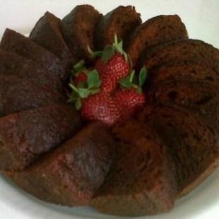 Resep Caramel Cake