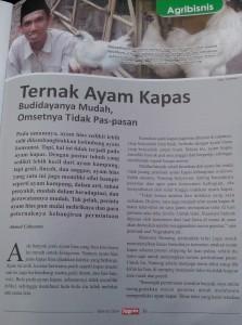Liputan Majalah Pengusaha Indonesia