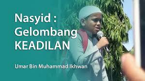 Lirik Nasyid Gelombang Keadilan