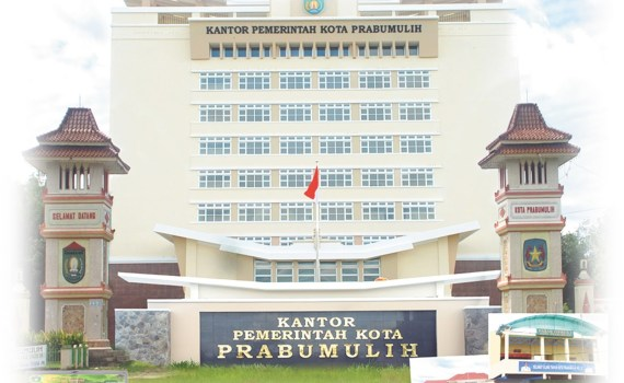 Gedung Pemerintah Kota Prabumulih