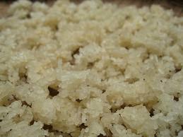 Nasi Kering / Aking