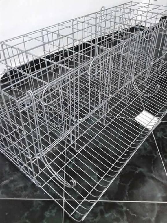 Kandang Baterai banyak digunakan oleh peternak Ayam Petelur karena lebih efektif dan efisien