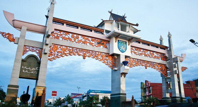Kota Banjarmasin Kalimantan Selatan
