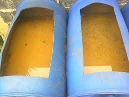 Proses pemupukan dan pematangan air