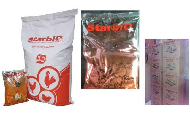 Probiotik Starbio