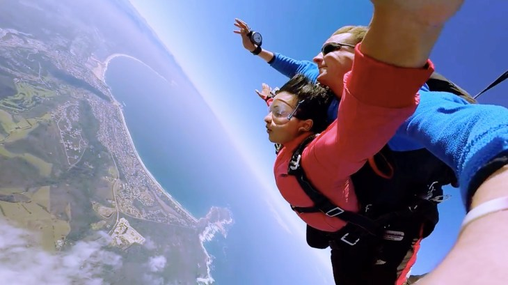Skydive plettenberg bay - Best Skydiving in South Africa