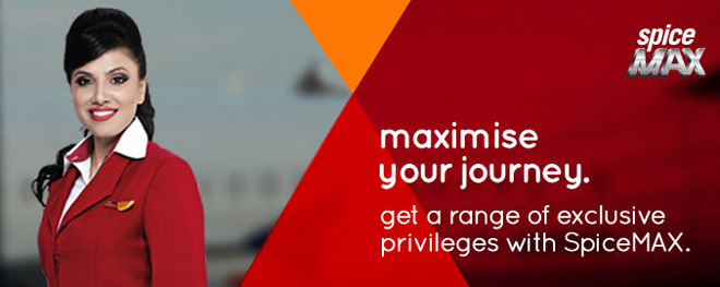 spicemax spicejet review