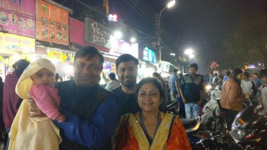family trip chappan bazar indore