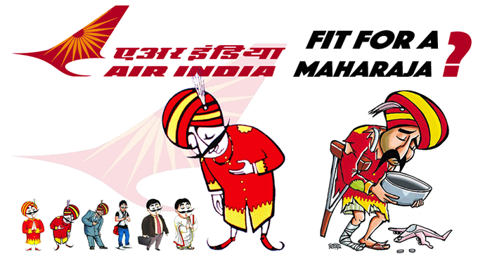 Air India Reviews - Is Air India fit for a Maharaja?