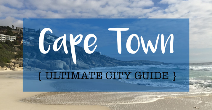 Cape town city guide featured image