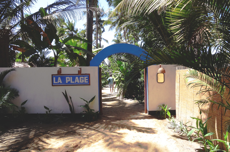 La Plage Goa French Restaurant