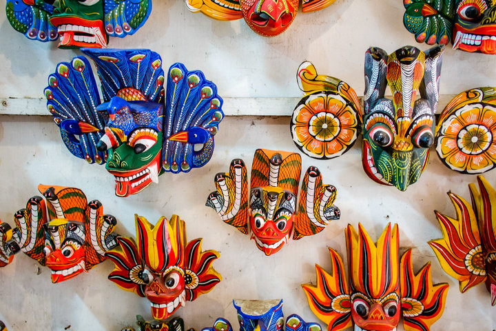 where to buy sri lankan masks at the best price