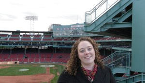 Fenway Park, Boston:  near and dear to the heart