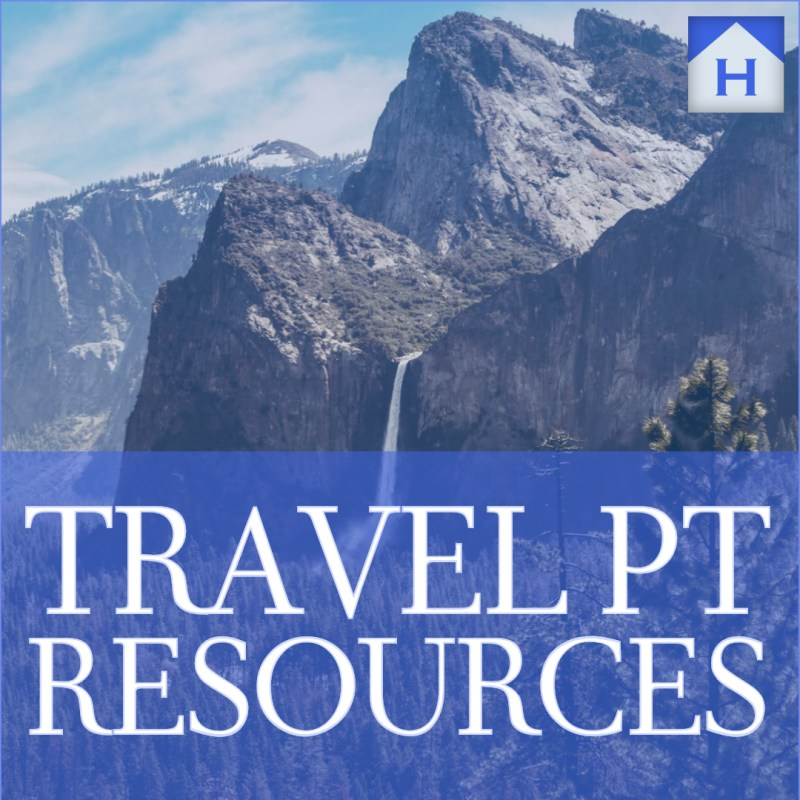 Travel PT Resources
