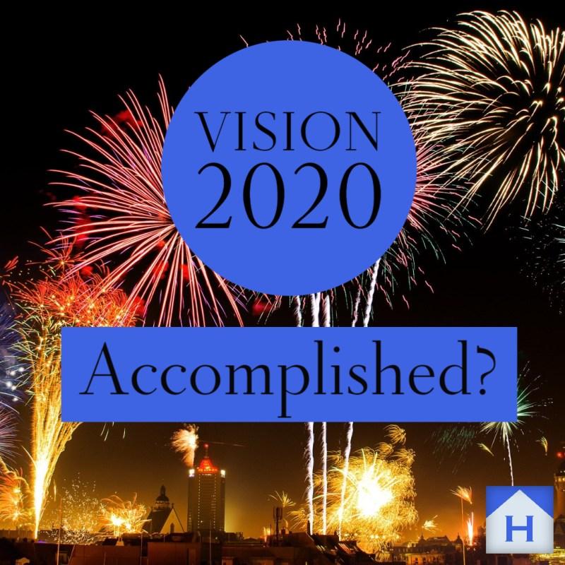 Travel PT vision 2020