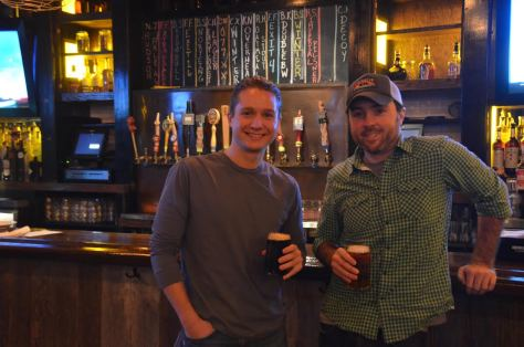 Meet the brew masters, Andrew and Brendan!