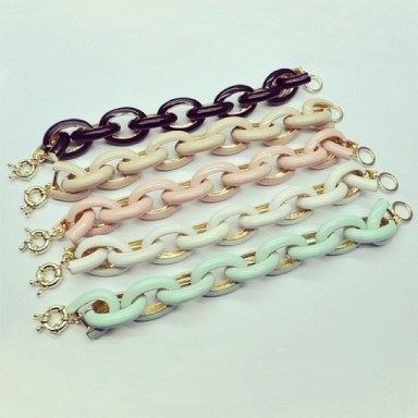 chain factory bracelets