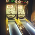 skee ball little town